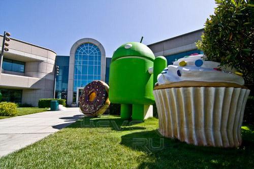 Android скоро выйдет на второе место на рынке мобильных ОС