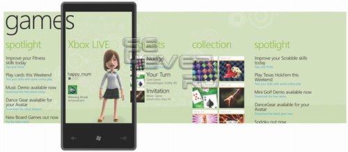 Microsoft представила Windows Phone 7 Series