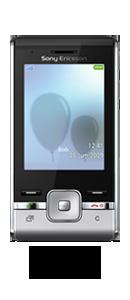 Прошивки и файлы финализации для Sony Ericsson T715