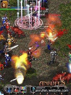 Anrufen Online - игра для Symbian 9.4