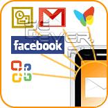 Emoze - Push-Mail клиент для Symbian 9