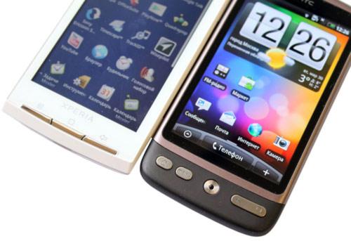 Обзор Sony Ericsson Xperia X10 - самого мощного Android-смартфона