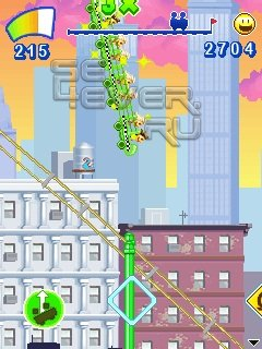 Rollercoaster Rush: New York - java игра