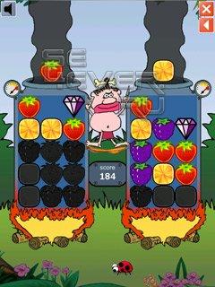 Fruitaholic - Игра для Sony Ericsson Satio, Vivaz, Vivaz Pro...