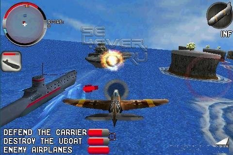 Armageddon Squadron - игра для Symbian 9.4