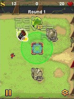 FieldRunners - java игра
