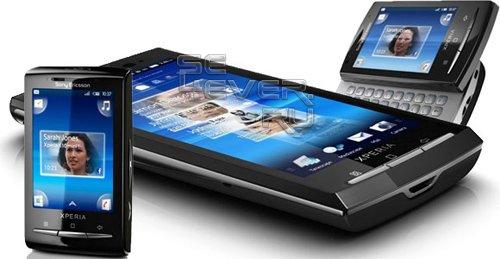 Sony Ericsson обновить смартфоны семейства Xperia X10 до версии Android 2.1