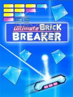 Ultimate Brick Breaker - java игра