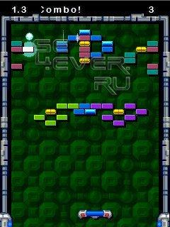 Ultimate Brick Breaker - java игра
