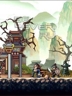 The Magic Legend Of The Fate- java игра