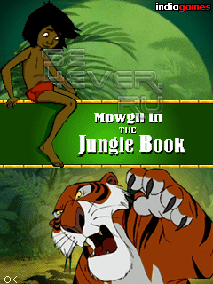 Mowgli In The Jungle Book - java игра