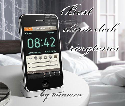 Best alarm clock ringtones