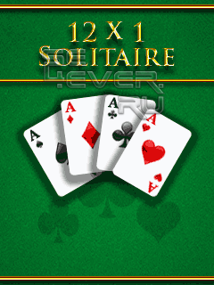 12x1 Solitaire - Java игра
