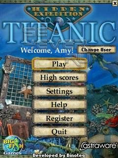 Hidden Expedition: Titanic v.1.01 FULL