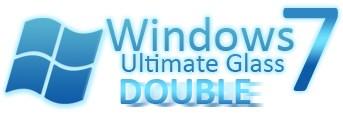 Windows 7 Ultimate Glass - Тема с флэш меню FL 1.1 240x320
