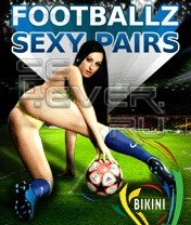 Footballz Sexy Pairs Bikini - java игра