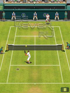 2010 Ultimate Tennis: Centre Court - Java игра