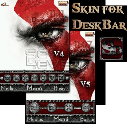 GOWIII - Скин для эльфа DeskBar