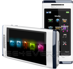 Модифицированные драйвера дисплея для Sony Ericsson Aino U10i