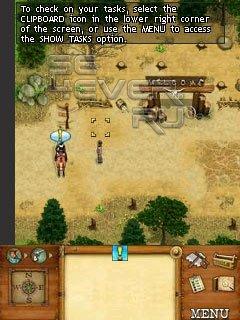 Westward - игра uiq3