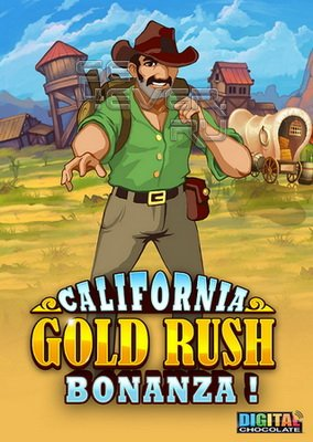 California Gold Rush Bonanza - java игра