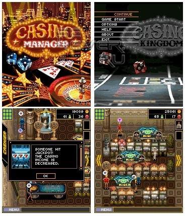 Casino Manager