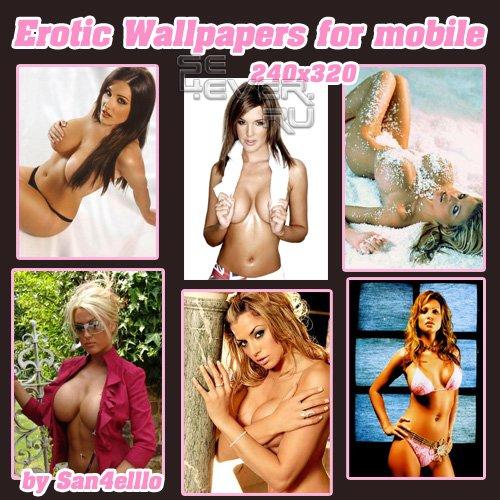 Внушительная подборка эротических заставок для вашего мобильного