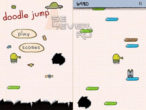 Doodle Jump: Soccer Android GamePlay HD | Doodle Jump ...