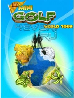 3D Mini Golf World Tour - java игра