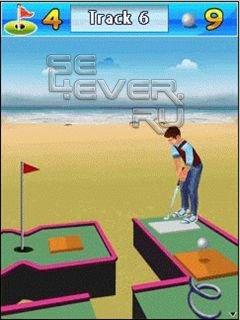 3D Mini Golf World Tour - java игра