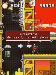 Builder: Mega Bloks / Строитель: Мега Блоки java игра для Sony Ericsson