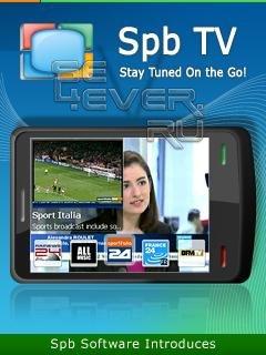 SPB TV v 1.05.1103 - Программа для просмотра IP-телевидения