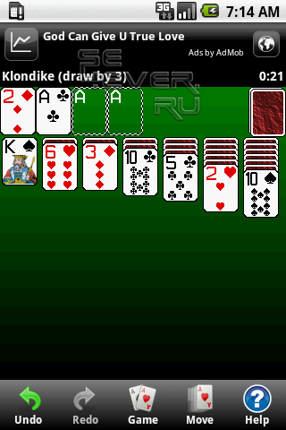 250+ Solitaire Collection - Коллекция пасьянсов на Android