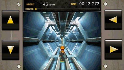 Radical Tube - SIS игра для Sony Ericsson Vivaz / Satio