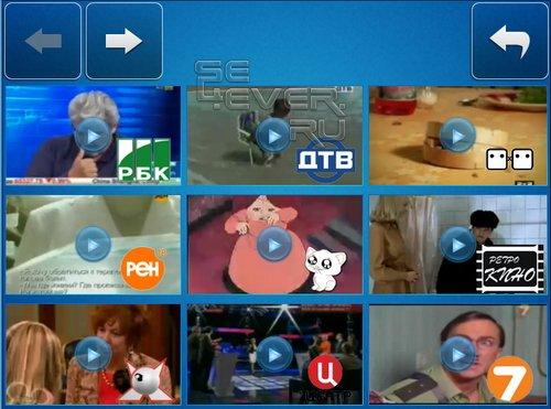 Crystal TV - Телевизор в твоем Symbian смартфоне