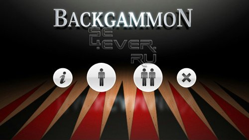 Backgammon Touch - Нарды для Symbian 9.4