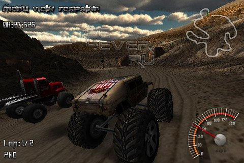 Monster Truck Rally - игра для Android