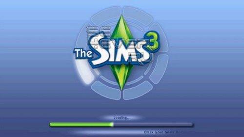 The Sims 3 HD - SIS игра для Sony Ericsson Vivaz / Satio