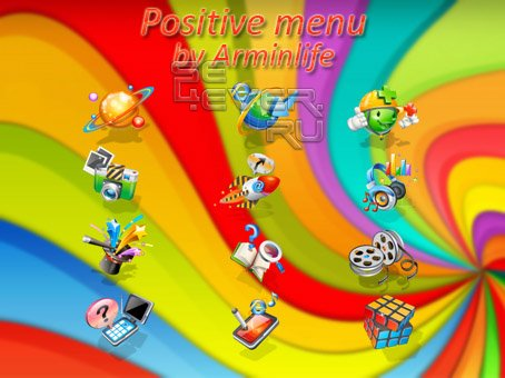 Positive menu by Arminlife v.2.0