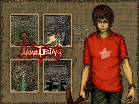 Lament Island- игра для Sony Ericsson [UIQ 3]