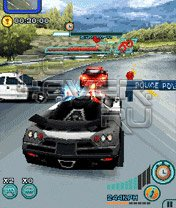 Need for speed hot pursuit 3d java игра для sony ericsson