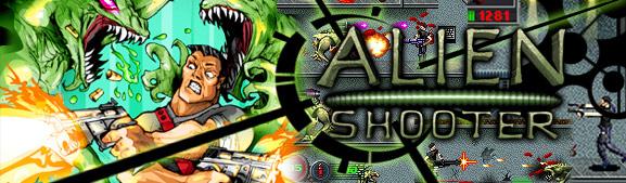 Alien Shooter 3D / Убей чужих 3D +Touch Screen - java игра