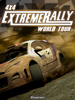 4x4 Экстрим ралли: Мировое турне / 4x4 Extreme Rally: World Tour - java игра для SE