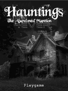 Hauntings The Abonded Mansion - Java игра
