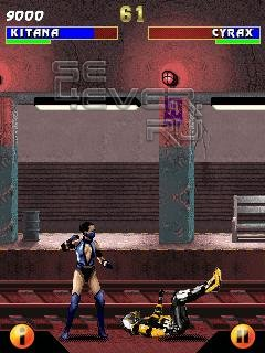 Ultimate Mortal Kombat 3 - Java Игра для SE