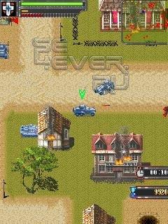 New Super Battle City III / Новые Супер Танчики 3 - Java игра