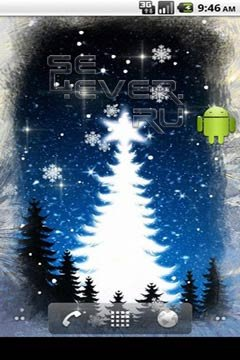 Winter Dreams Live Wallpaper- Живые обои для Android
