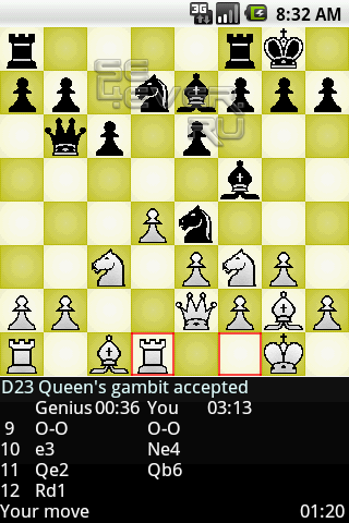 Chess Genius – Игра для Android