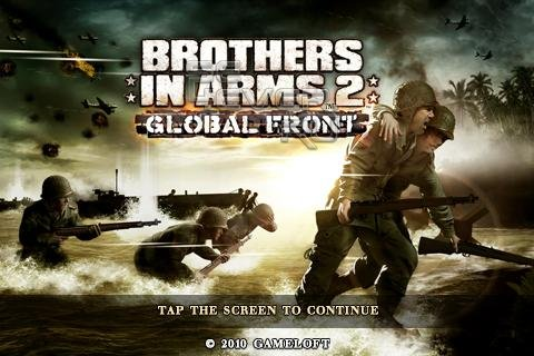 [Android]Brothers In Arms® 2: Global Front HD, 3.1.8 [Action, FPS, QVGA-WVGA,, ENG]