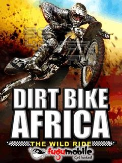 Dirt Bike: Africa - Новая Java Игра
